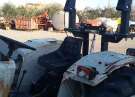 posto guida trattore usato lamborghini r 235 dt