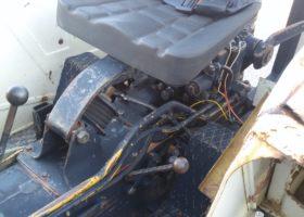 sedile del trattore usato lamborghini r 235 dt