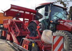 Immagine dell'articolo Consegna trattore Case IH Plantec società agricola