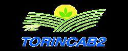 logo torincab 2 cabine macchine agricole