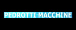 Logo Macchine per fienagione Pedrotti