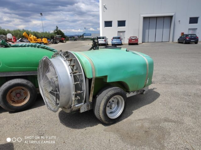 Immagine dell'articolo Atomizzatore usato Unigreen 1000 litri