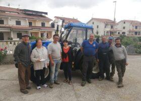 Immagine dell'articolo Consegna trattore New Holland all'azienda agricola Scorpaniti