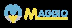 logo macchine agricole azienda Maggio