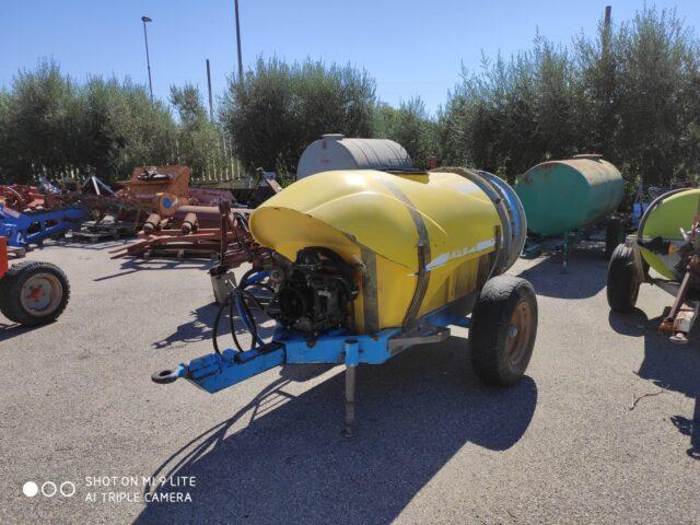 Immagine dell'articolo Atomizzatore usato Nobili 1000 litri