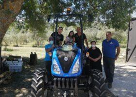 Immagine dell'articolo Consegna trattore New Holland azienda agricola Silvestri
