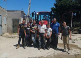 Immagine dell'articolo Consegna trattore Case IH Azienda Riillo
