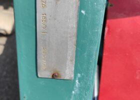 targhetta Fresatrice ricondizionata Nardi Z6 185 VI