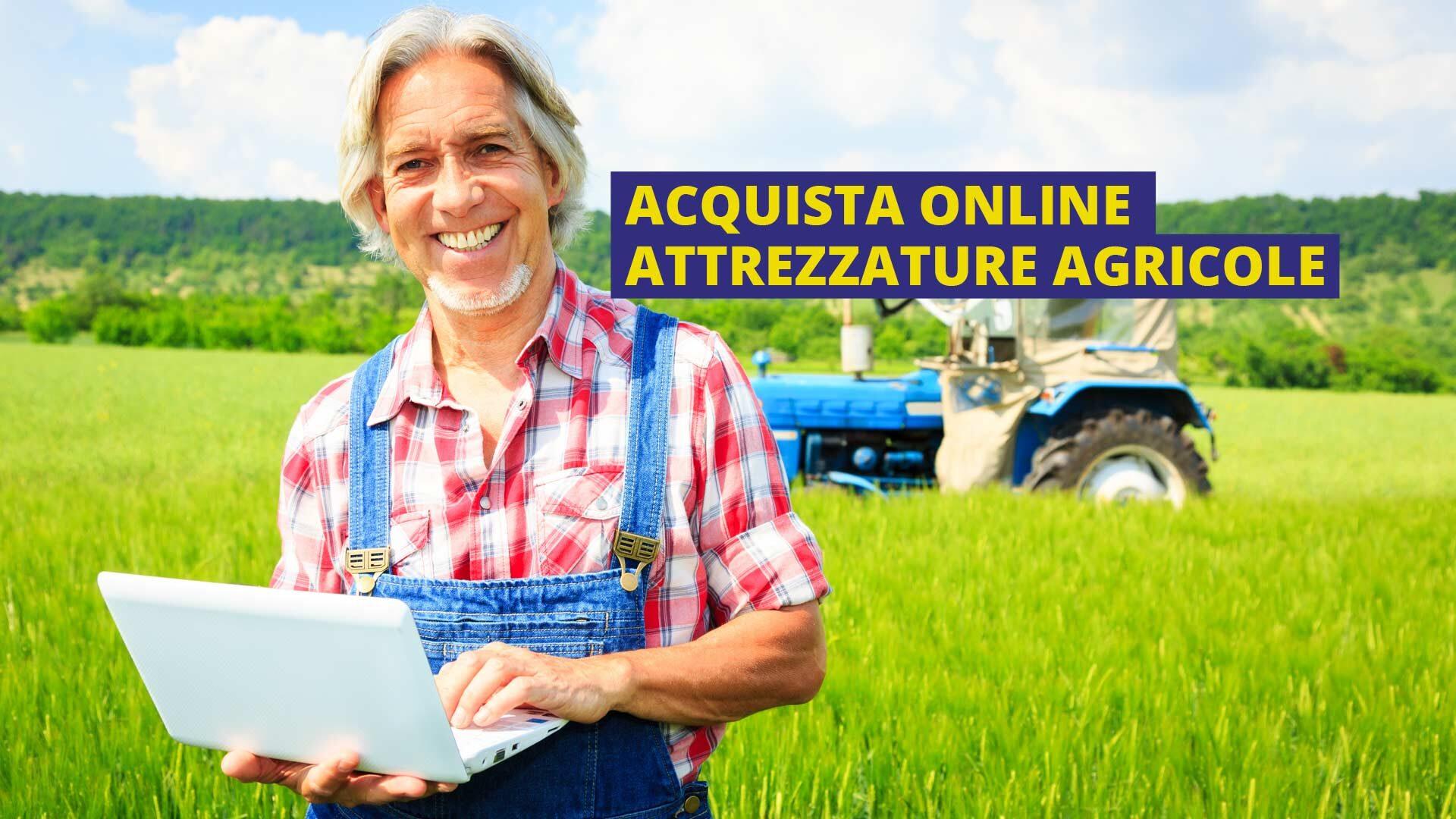 Immagine dell'articolo Ecommerce macchine e attrezzature agricole