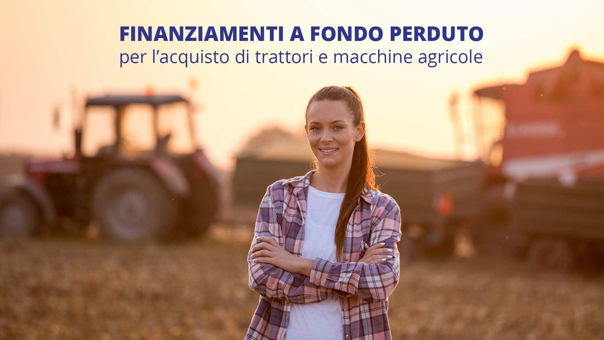 Finanziamenti agricoltura fondo perduto a Corigliano-Rossano