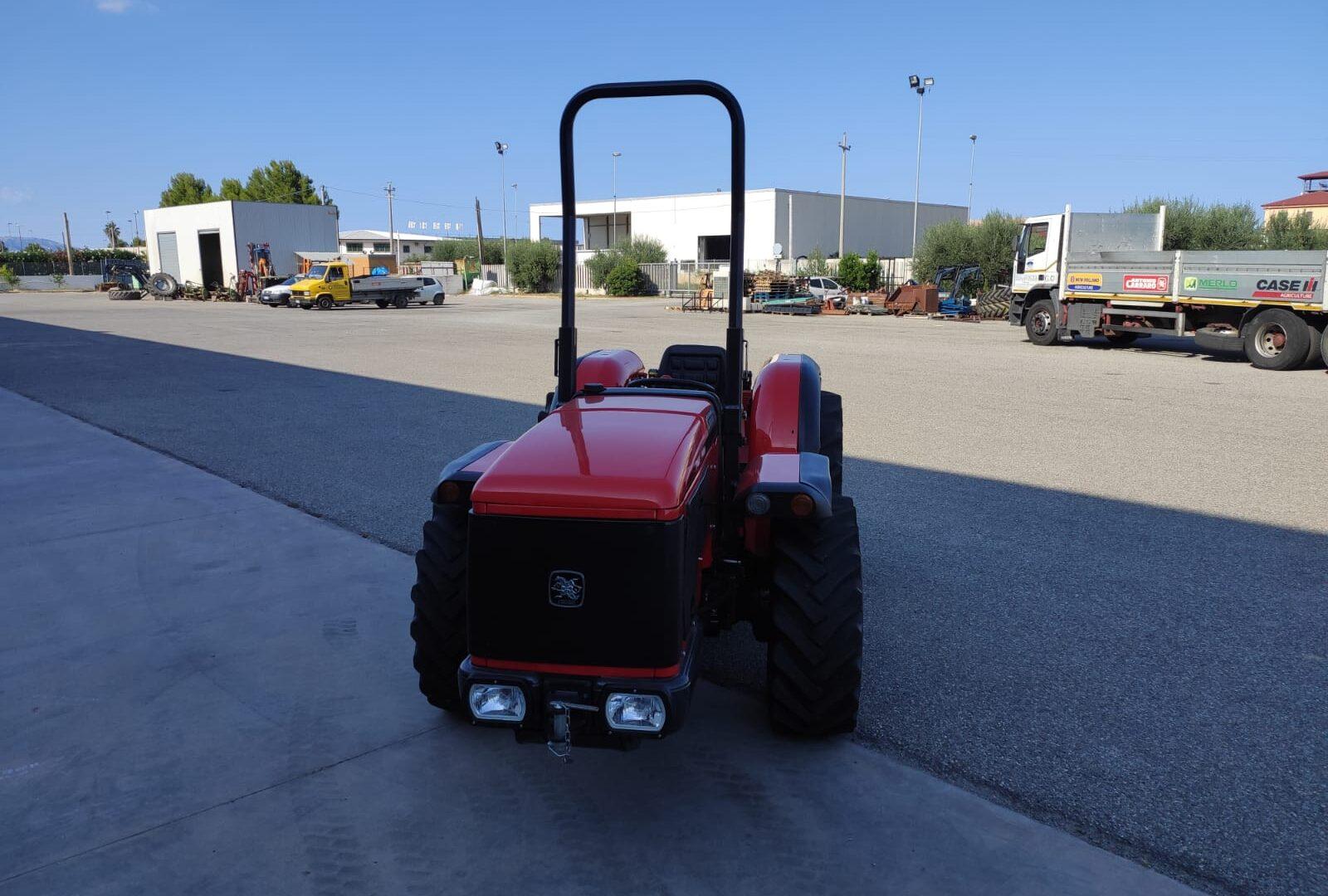 trattore usato Antonio Carraro TGF 9400 turbo