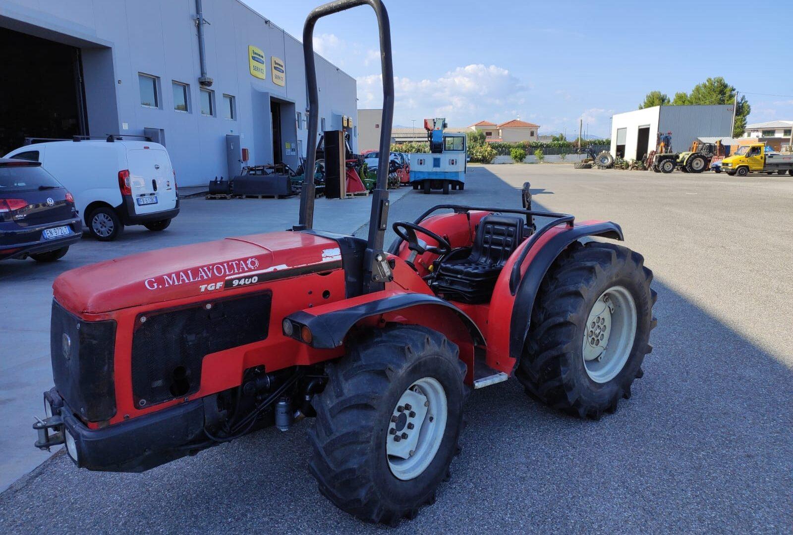 trattore usato Carraro TGF 9400 del 2007