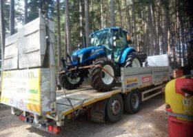 """Immagine dell'articolo Consegna trattore New Holland all'azienda agricola """"Il Villaggetto"""""""