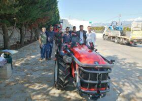 Immagine dell'articolo Consegna trattore Antonio Carraro alla Mordillo Fruit