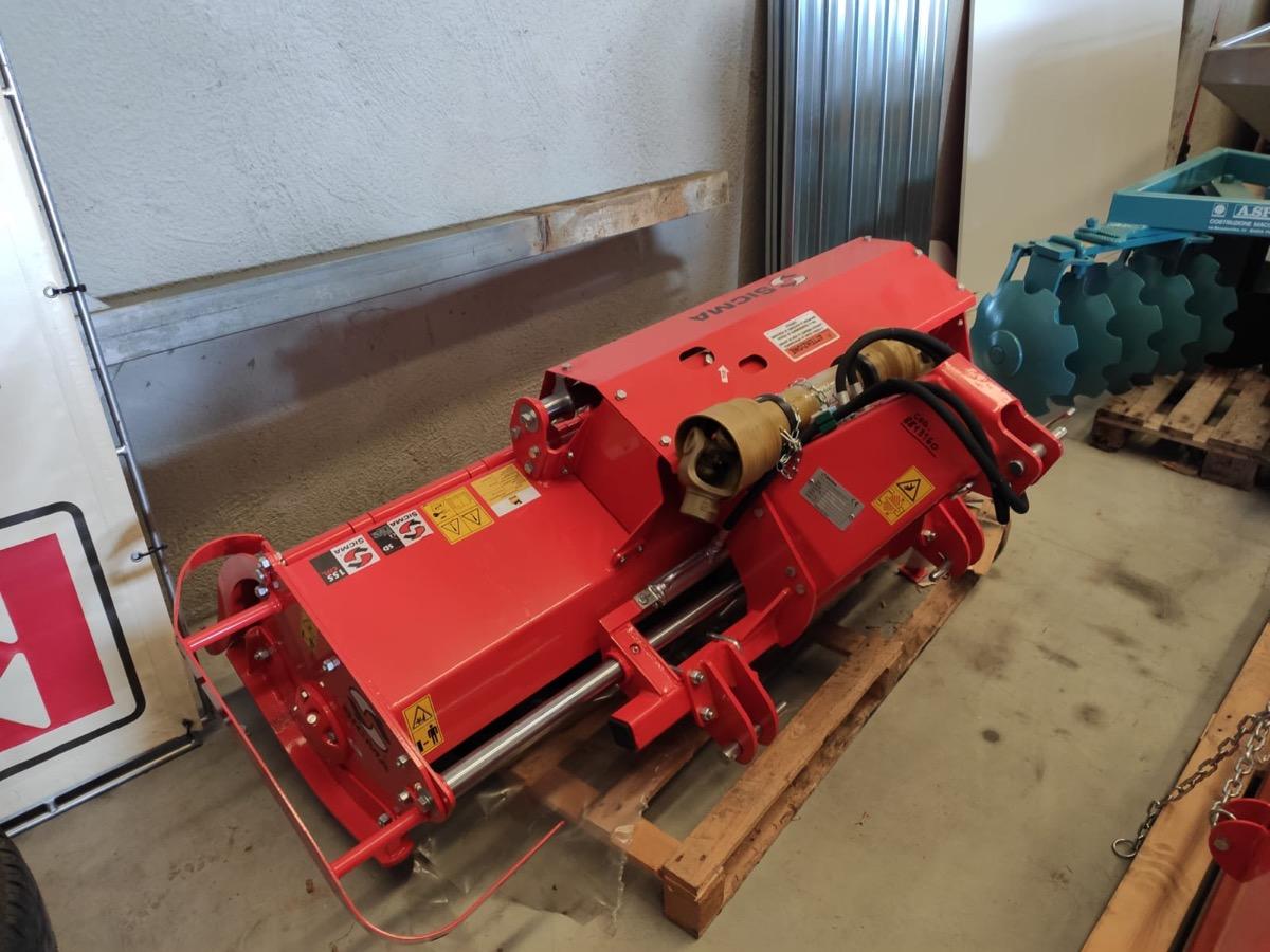 Fresatrice Sicma SD 155 nuova a corigliano-rossano