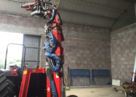 braccio vibrante Scuotitore usato Berardinucci Tornado T3