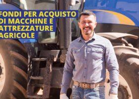 Immagine dell'articolo Fondi per l'acquisto di macchine e attrezzature agricole