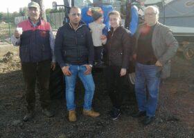 Immagine dell'articolo Consegna trattore New Holland T5 azienda Comite