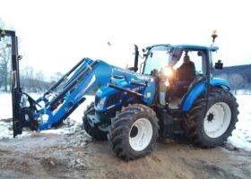 Immagine dell'articolo Consegna trattore New Holland azienda agricola Paese Andrea
