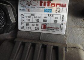 Targhetta Atomizzatore nuovo Tifone 1000 32 E