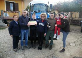 Immagine dell'articolo Consegna trattore New Holland all'azienda agricola Carere in provincia di Reggio Calabria