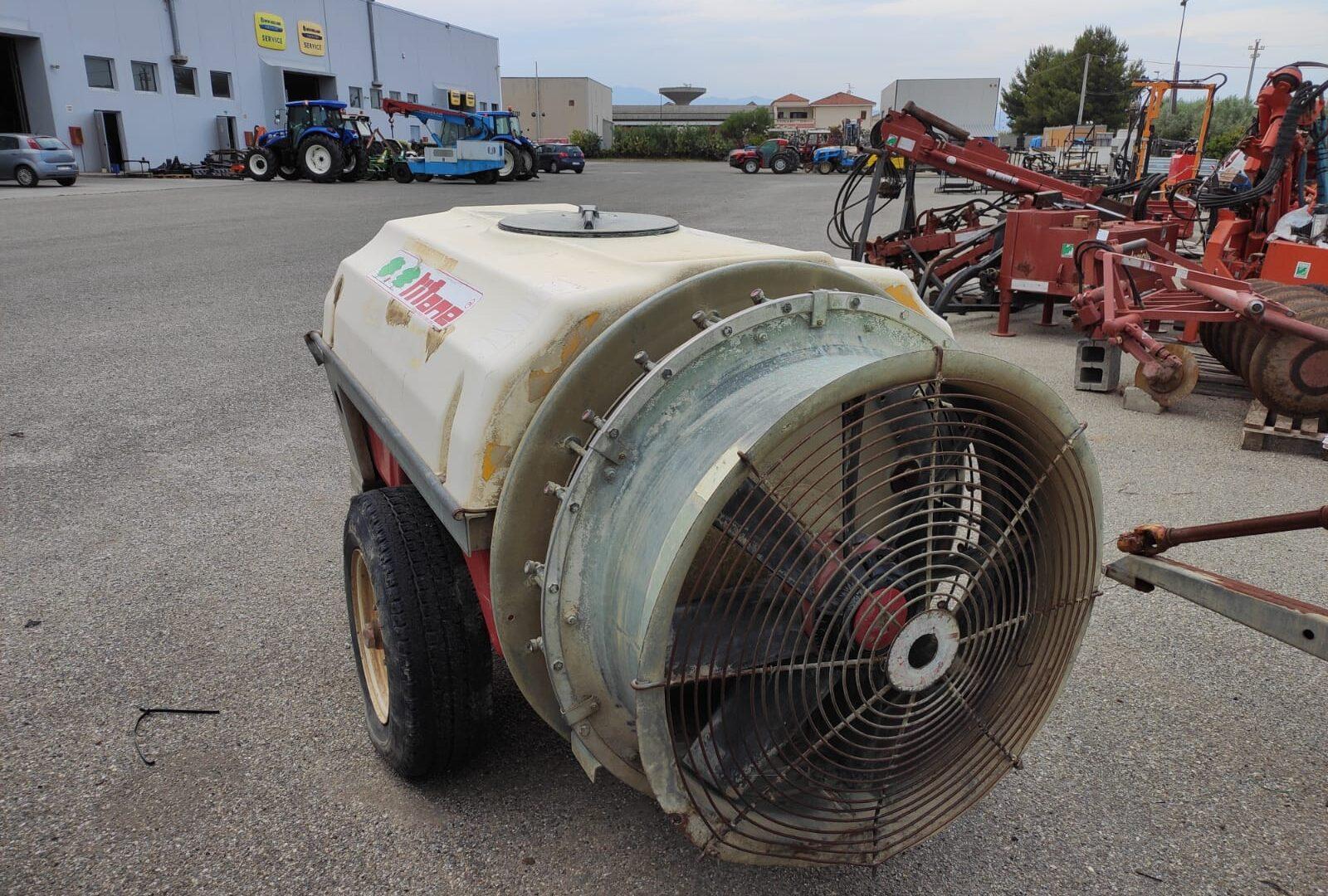 Atomizzatore usato Tifone con ventola da 90