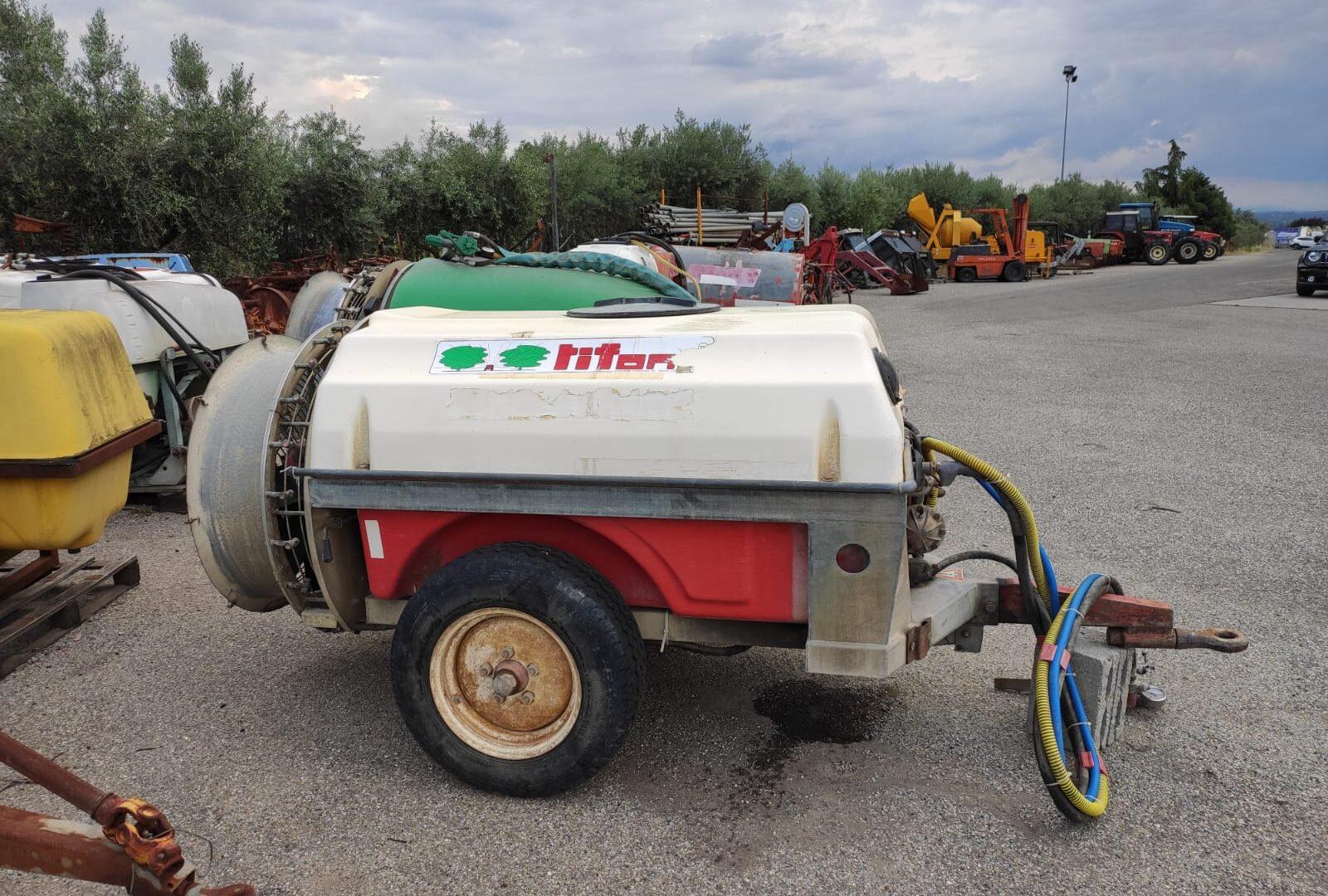 Atomizzatore usato Tifone in provincia di cosenza